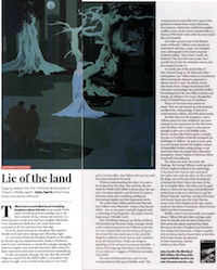 Garth Tolkien Big Issue article 25-6-20