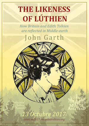 Garth Likeness of Lúthien poster