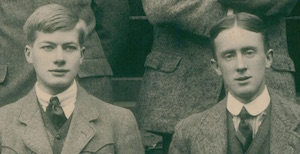 Colin Cullis and JRR Tolkien