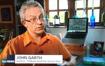 John Garth, ITV News at Ten, June 2017