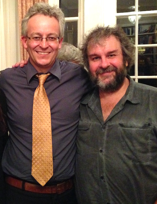 John Garth and Peter Jackson