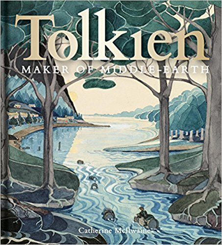 McIlwaine – Tolkien Maker of Middle-earth