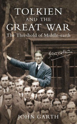 Tolkien and the Great War HarperCollins hardback