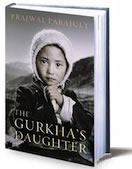 The Gurkha's Daughter by Prajwal Parajuly