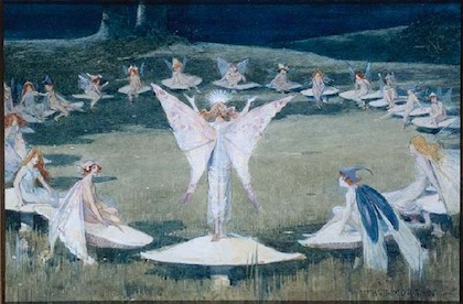 The Fairy Ring, by Walter Jenks Morgan
